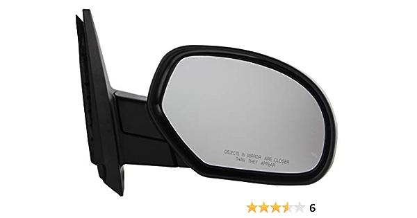 Door Mirror Right TYC 4310941