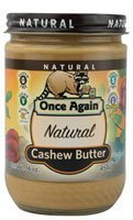 Once Again Nut Butters (C) Cashew Btr Ns 16-Ounce - Pack Of 1
