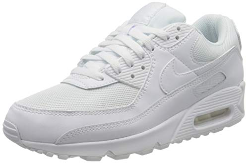 Nike Air Max 90 Mens Casual Running Shoes Cn8490-100 Size 12