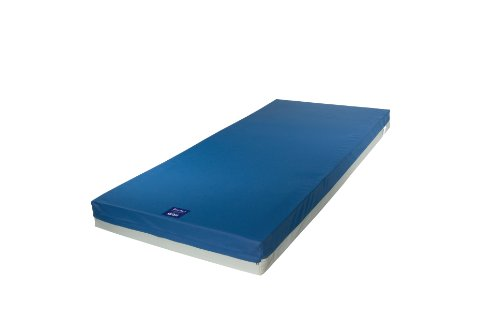 Drive Medical 15876 Gravity 7 Long Term Care Pressure Redistribution Mattress, Blue by Drive Medical (Image #2)