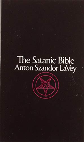 The Satanic Bible Mass Market Paperback – December 1, 1969