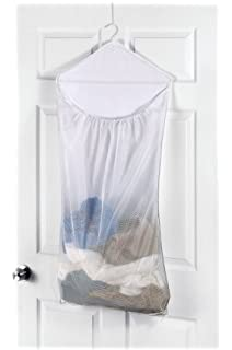 Nice Whitmor OTD Hanging Laundry Hamper