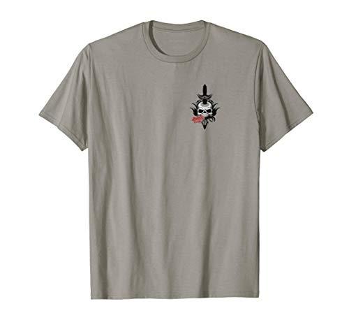 Motorcycle T-Shirt | Chopper T-Shirt | Bike Builder Shirt