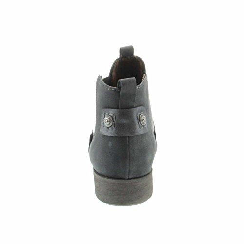 Gunmetal Gunmetal Boots Women's 160302 grey München Laufsteg qxAROXaw