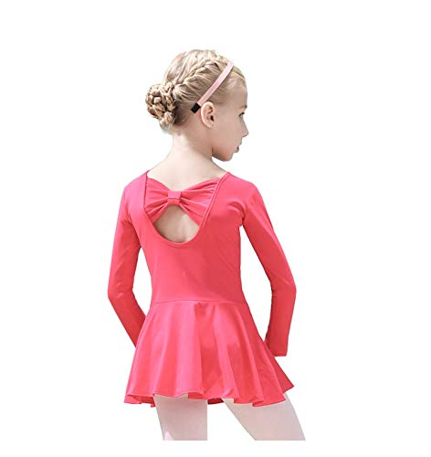 Ballerina Dress Costume Outfit Clothing Girls Long Sleeve