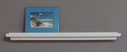 Floating Ledge 48W x 2D White