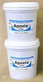 Apoxie Clay 3 Lb. Native