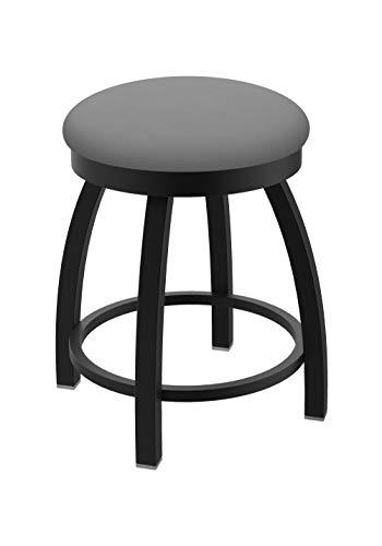 Swivel 18 Vanity Stool - Holland Bar Stool Co. 80218BW007 802 Misha Vanity Stool, 18