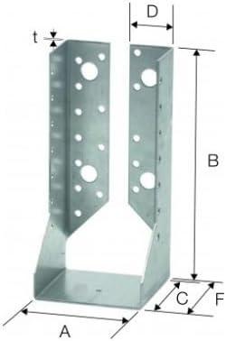 SIMPSONBSIN80//130BalkenschuhBSI80x130feuerverzinktinnenliegendmitBewertung