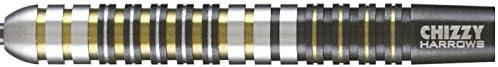 Harrows Dave Chisnall 90/% Tungsten Steel Tip Darts