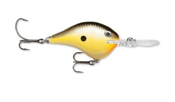 Rapala Dives To DT-6 Rattlin/' Fishing Lures 5 Colors