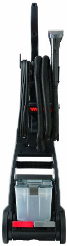 Bissell Full Size DeepClean Carpet Cleaner, with Exclusive Heatwave Technology, and DirtLifter PowerBrush with 6 Cleaning Rows, and Pressurized Spray, Large 2 In 1 Tank System, Febreze Freshness Formula, Features On Board Accessory Tools - Spraying Crevice Tool, Stain Tool, Stair Tool Included
