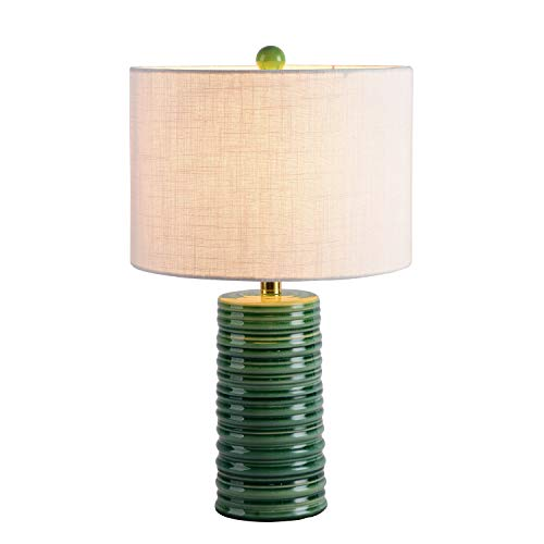 Lamp Green Table Dark (Magland Ceramic Table Lamp 22