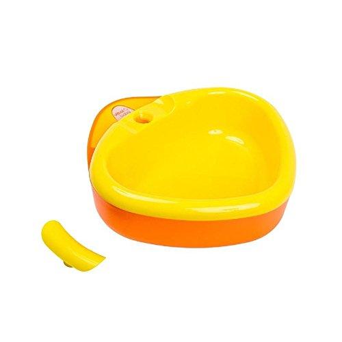 【訳あり】 ウォームボウル、オレンジ (Vital Baby) (x 4) - (Pack [並行輸入品] Vital - Baby Warm-a-Bowl, Orange (Pack of 4) [並行輸入品] B01LY9WTT5, お米専門店 米の蔵:3a932369 --- arianechie.dominiotemporario.com