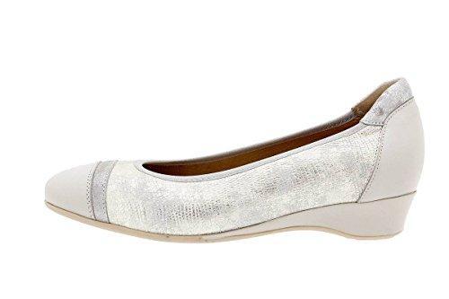 Femme en Amples Confort Confortables Chaussure PieSanto Lacets Chaussures Perla 1707 à Cuir Natur A5qfnw