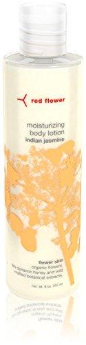 Red Flower Indian Jasmine Moisturizing Body Lotion, 8 oz
