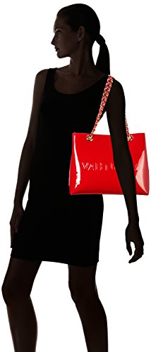 Shoulder Bag Valentino by Valentino Red Rosso Mario Women's Icon qSwAX