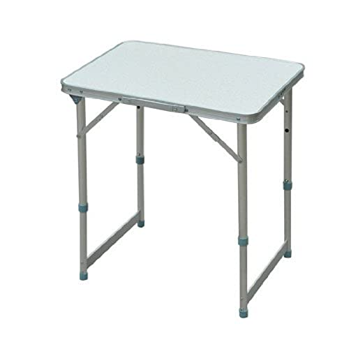 Merveilleux Outsunny Aluminum Camping Folding Camp Table With Carrying Handle,  23.5 Inch X 17.5 Inch