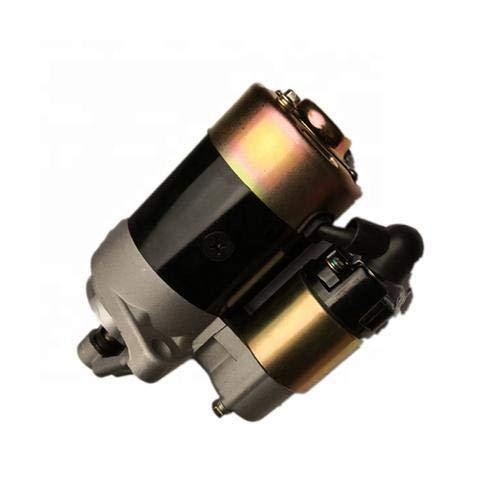 Jeenda Power Starter Motor KM168FE-15100 12V 0.8KW for Kipor Kipor KM186F KM178F KM186FA KM170 KDE6500T KDE6700TA KDE6700TA3