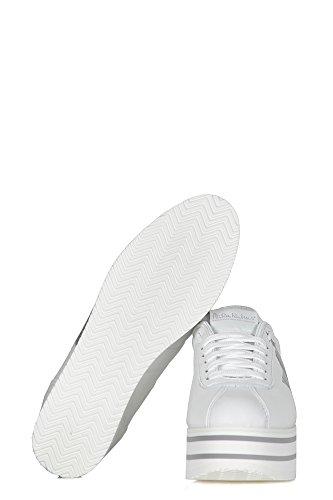 Plata Rubens Bianco Sneakers Argento 310864 NiRa Blanco FUnvWRBq