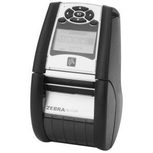 Zebra QLn220 Direct Thermal Printer - Monochrome - Portable - Label Print - 1.90