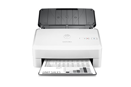HP ScanJet Pro 3000 s3 Sheet-feed OCR Scanner by HP