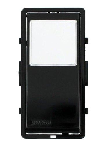 Leviton Wall Timer - Leviton VPTKT-E, Color Change Kit for Vizia + 24 Hour Timer, Black
