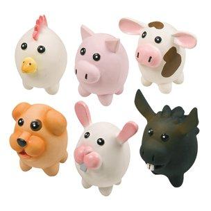 Hundespielzeug: EITIER aus Latex 6 x 10cm #510923