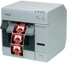 Epson TM-C3400, Cutter, USB, Blanco, El Color de impresora de ...