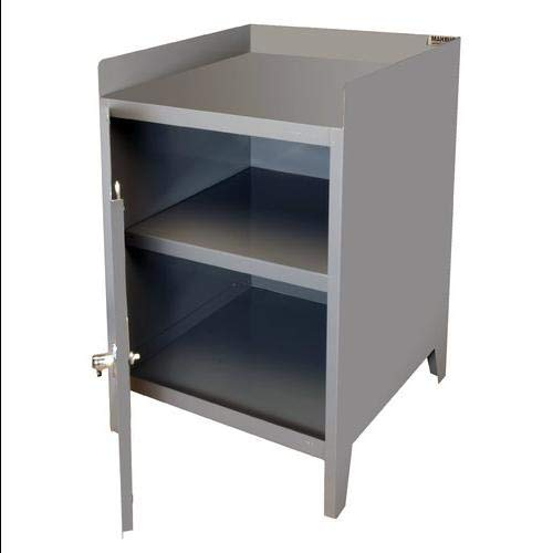 35.5'' H x 24'' W x 24'' D Secure Mobile Bench Cabinet