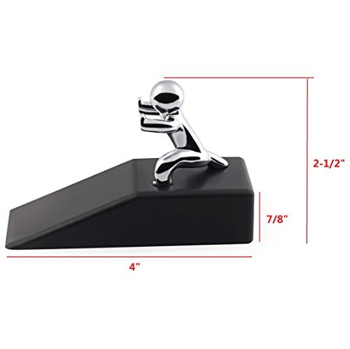 Fashion And Novelty Design Decorative Door Stopper Zinc