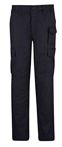 (Propper Women's Uniform Tactical Pant, Lapd Navy, Size 12 Unhemmed)