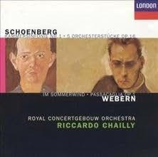 Im Sommerwind / Kammersinfonie / Orchesterstucke / Passacaglia