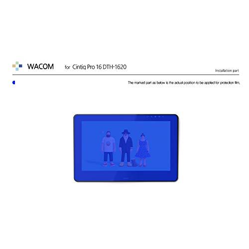 Screen Protector for WACOM Cintiq Pro 16 DTH 1620, Anti-Glare Matte Screen Protector LCD Shield Guard Outdoor Film