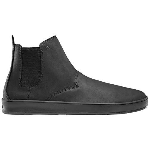 Emerica Men Romero Hi X Avett Black Black Shoes Size 12 ()