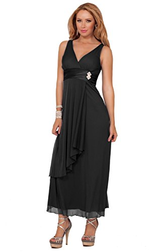 Buy black tie event long dress - 2