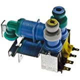 Whirlpool 67006531 Dual Water Valve for Refrigerator