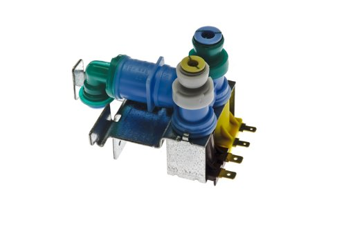 Whirlpool 67006531 Dual Water Valve for - Refrigerator Whirlpool Electric