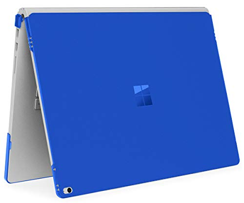 iPearl mCover Hard Shell Case for 15-inch Microsoft Surface Book 2 Computer (MS-SBK2-15 Blue)