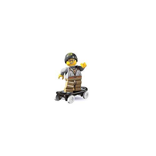 (LEGO Series 4 Collectible Minifigure Street Skater Skateboarder)