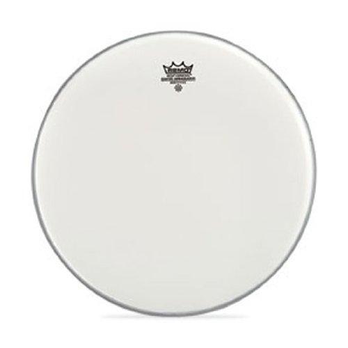Ambassador Coated White Drum Head - Remo BR-1122-JP 22-Inch Ambassador Bass Drum Head, Coated Smooth White