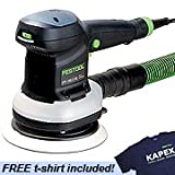 Festool ETS 150/3 EQ Random Orbital Sander Review
