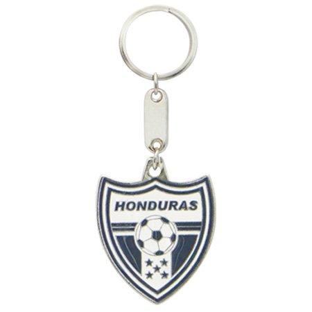 flagsandsouvenirs Keychain HONDURAS SOCCER FEDERATION