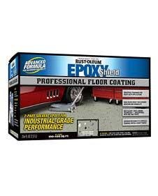 2-gal. Silver Gray Semi-Gloss Professional Floor Coating Kit-(2 Pack) by Rust-Oleum EpoxyShield