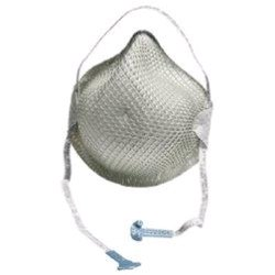 Moldex 507-2601N95 2600 Series Handystrap N95 Particulate Respirators, Non-Oil Filter, Small, White (Pack of 15)