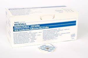 COVIDIEN/MEDICAL SUPPLIES 530 SERIES ECG ELECTRODES ECG Electrode, Diaphoretic, Foam 533, 3/pk, 200 pk/cs by Covidien/Medical Supplies (Image #1)