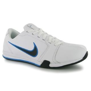 478d22d83dee7 Nike CIRCUIT TRAINER LEATHER White Leather Men Sneakers Shoes   Amazon.co.uk  Sports   Outdoors