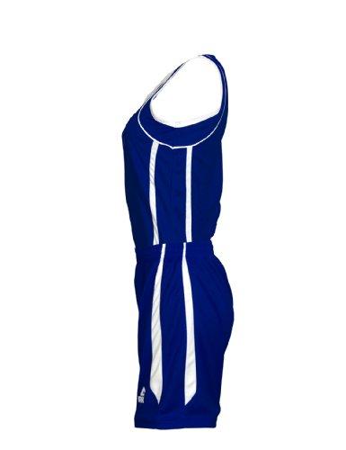 Pour Uniforme Sport Et De Peak Roi ball Short Basket Europe Bleu Maillot Femme blanc qzZHH0E