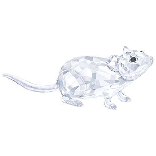 Swarovski Crystal Mouse (Swarovski Crystal Mouse Figurine New for 2017 #5266819)