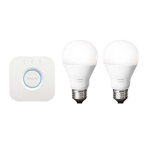 Hue White Starter Kit + Hue Motion Sensor